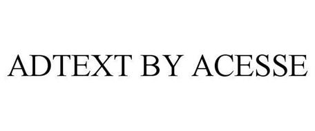 ADTEXT BY ACESSE