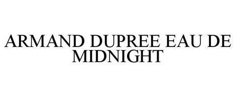 ARMAND DUPREE EAU DE MIDNIGHT