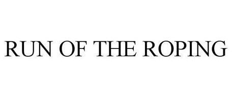 RUN OF THE ROPING