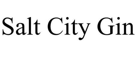 SALT CITY GIN
