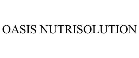 OASIS NUTRISOLUTION