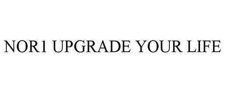 NOR1 UPGRADE YOUR LIFE
