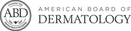 FOUNDED 1932 ABD AMERICAN BOARD OF DERMATOLOGY