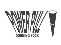 POWER PULL DONNING SOCK