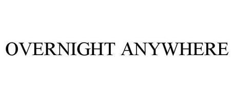 OVERNIGHT ANYWHERE