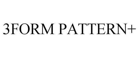 3FORM PATTERN+