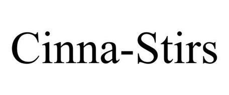CINNA-STIRS