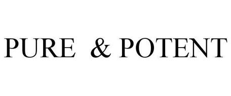 PURE & POTENT