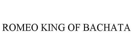 ROMEO KING OF BACHATA