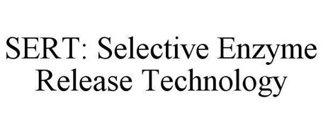 SERT: SELECTIVE ENZYME RELEASE TECHNOLOGY