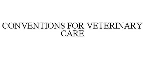 CONVENTIONS FOR VETERINARY CARE