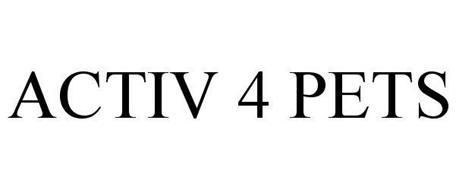 ACTIV 4 PETS