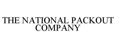 THE NATIONAL PACKOUT COMPANY