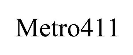 METRO411