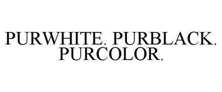 PURWHITE. PURBLACK. PURCOLOR.