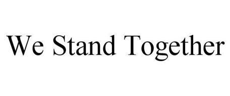 Image result for we stand together