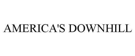 AMERICA'S DOWNHILL