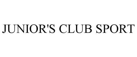 JUNIOR'S CLUB SPORT