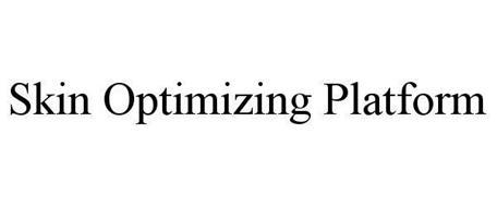 SKIN OPTIMIZING PLATFORM
