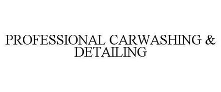 PROFESSIONAL CARWASHING & DETAILING