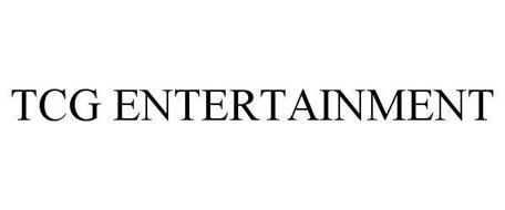 TCG ENTERTAINMENT