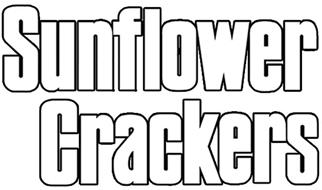 SUNFLOWER CRACKERS
