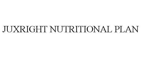 JUXRIGHT NUTRITIONAL PLAN
