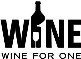 W1NE WINE FOR ONE