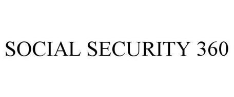 SOCIAL SECURITY 360