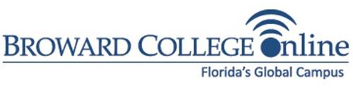 BROWARD COLLEGE ONLINE FLORIDA'S GLOBAL CAMPUS