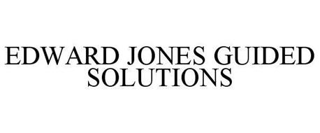 EDWARD JONES GUIDED SOLUTIONS