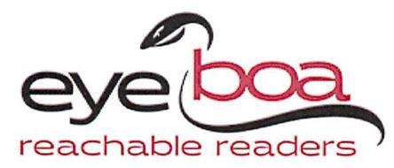 EYE BOA REACHABLE READERS