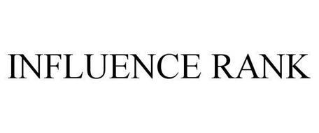 INFLUENCE RANK