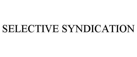 SELECTIVE SYNDICATION