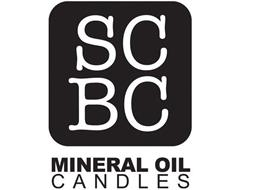 MINERAL OIL CANDLES SCBC