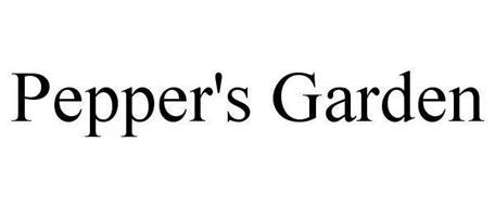 PEPPER'S GARDEN