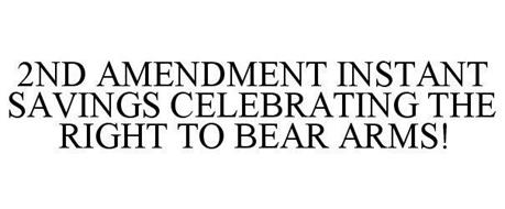 2ND AMENDMENT INSTANT SAVINGS CELEBRATING THE RIGHT TO BEAR ARMS!