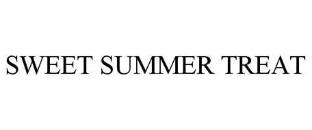 SWEET SUMMER TREAT