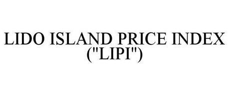 LIDO ISLAND PRICE INDEX (