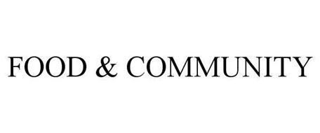 FOOD & COMMUNITY