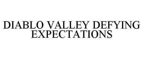 DIABLO VALLEY DEFYING EXPECTATIONS