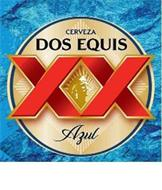 CERVEZA DOS EQUIS XX AZUL