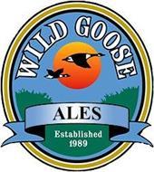 WILD GOOSE ALES ESTABLISHED 1989