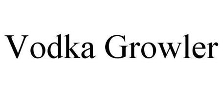 VODKA GROWLER