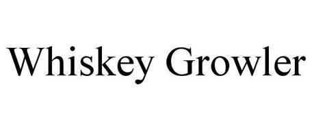 WHISKEY GROWLER