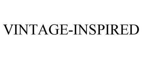 VINTAGE-INSPIRED