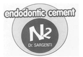 N2 ENDODONTIC CEMENT DR. SARGENTI