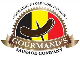 GOURMAND'S SAUSAGE COMPANY ·YOUR LINK TO OLD WORLD FLAVOR·