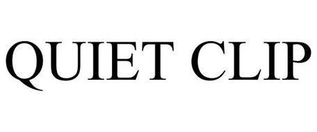 QUIET CLIP