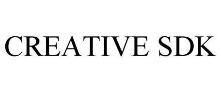 CREATIVE SDK